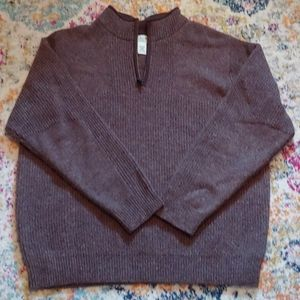Ll Bean men's sweater